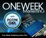 Pot Pie Girl OneWeekMarketing - Earn Extra From Home
